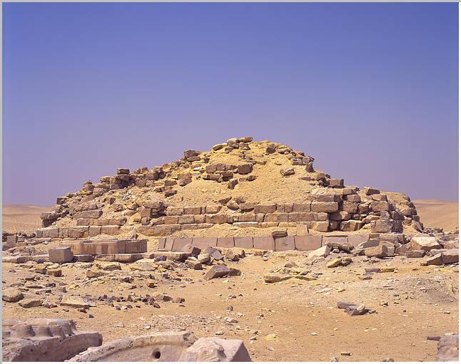 The Sun Temple of Niuserre