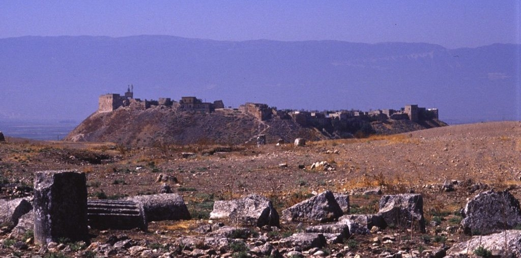 Neolithic and Classical Qalat Mudiq and Apamea in North West Syria