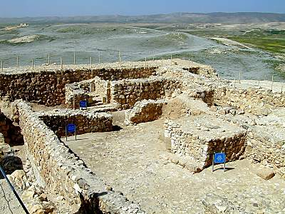 Iron Age Israelite Fortress