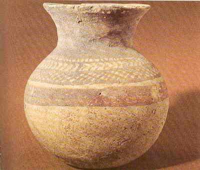 Pottery Vessel From Arpachiyah