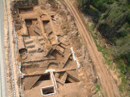 Area A Excavations -- Israel Antiquities Authority