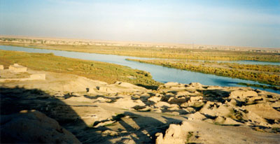 The Site of Ashur and the Tigris River (UNESCO)