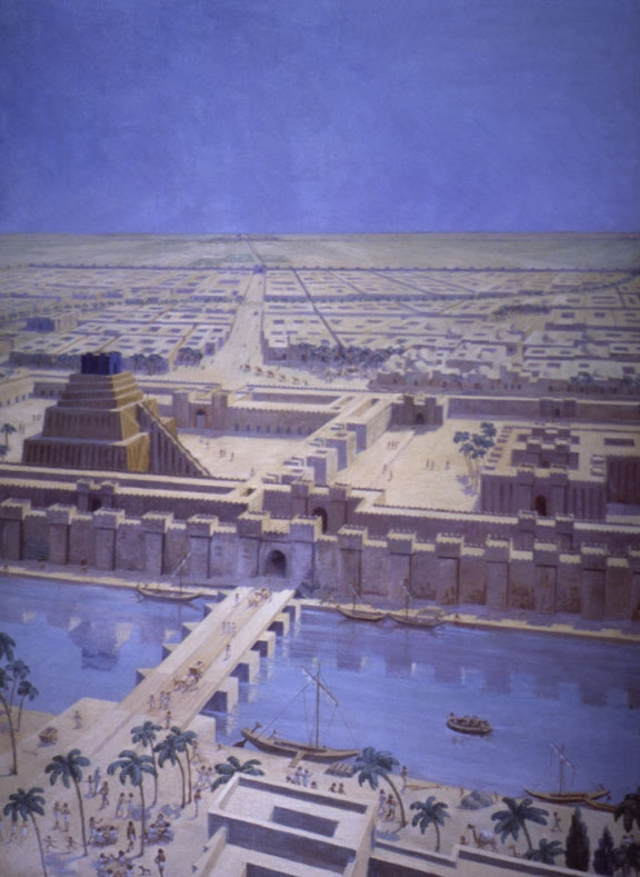 Ancient Babylon (Babel) [Babil] History in Mesopotamia (Iraq)
