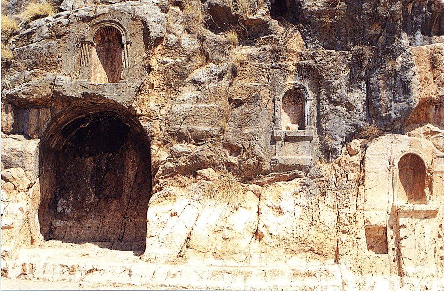 Caesarea Philippi: Possibly Gates Of Hades