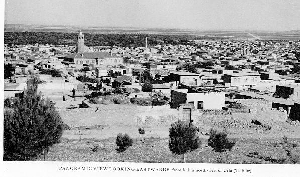 Eastward View of Edessa (Assyrian Information Medium Exchange)