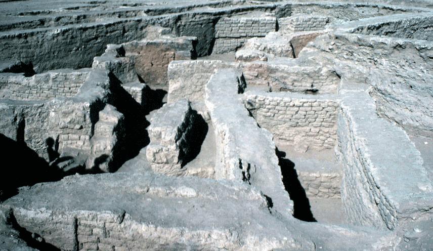 Ancient Isin (Arabic: Ishan al-Bahriyat) in Iraq