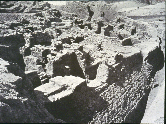 Early Excavations at Jericho