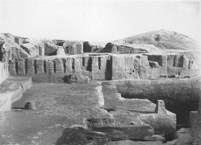 A Re-Consideration of the Excavations on Tell Ingharra (East Kish) 1923-33 by P. R. S. Moorey in Iraq Volume 28 Number 1 (Spring 1966) Pages 18-51 Plate III [unnumbered]
