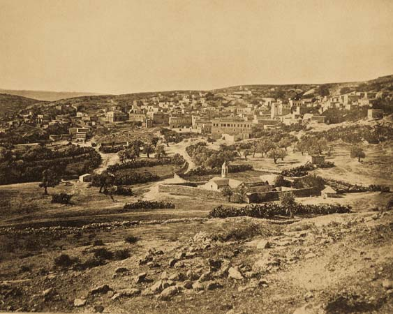 Nazareth (The Land of Christi Photographed)