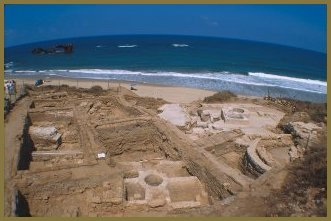 The Byzantine Period (Yavneh-Yam Archaeological Project)