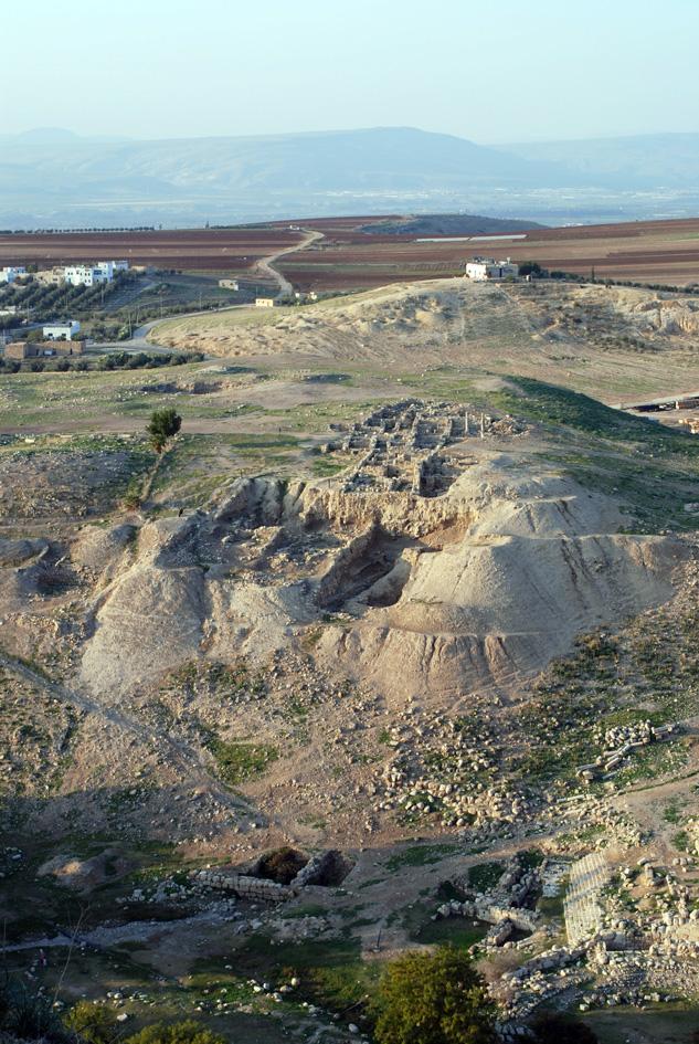 PELLA IN JORDAN: Near Eastern Archaeology Foundation: University of Sydney AU