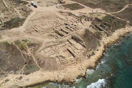 Tel Dor Excavation Project (The Hebrew University of Jerusalem)