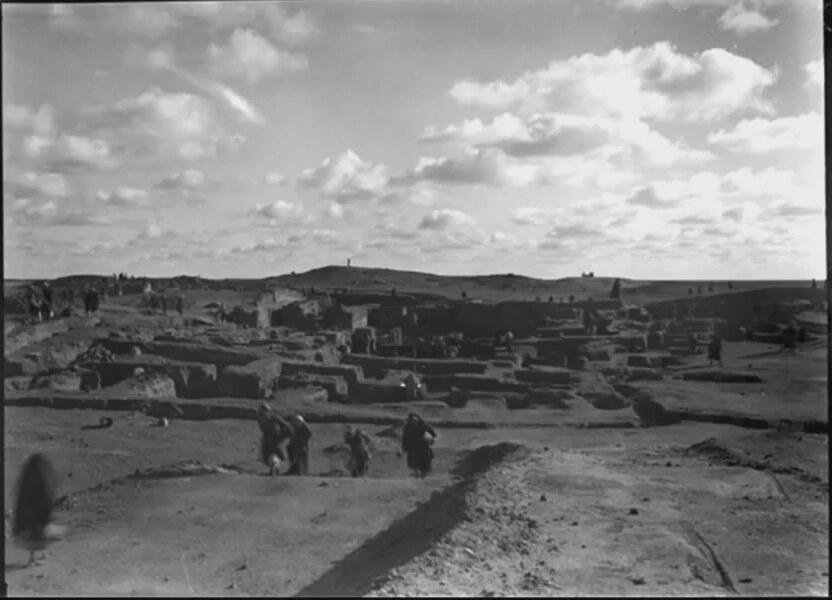 Ancient Eshnunna (Tell Asmar) in Mesopotamia [Iraq]