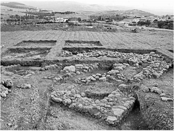 6th Millennium BC Site Tell Sawwan (Samarran Culture) in Iraq