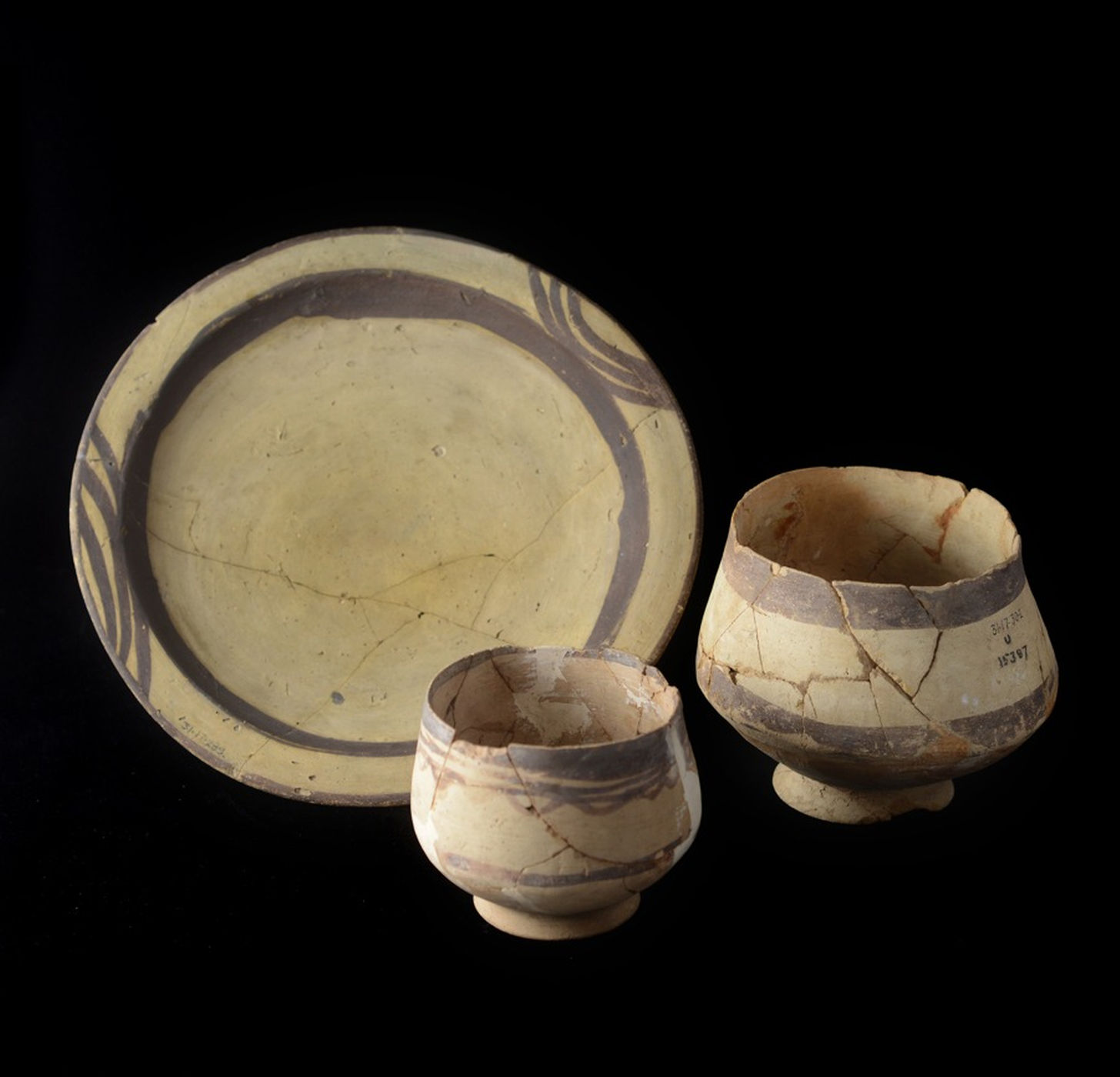 Pottery From Ur