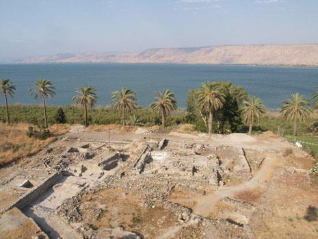 "Khirbet Kerak (Arabic: ""The Ruins of the Castle"") (Talmudic Beth Yerah) (Hellenistic Philoteria) and Sennabris in Israel"