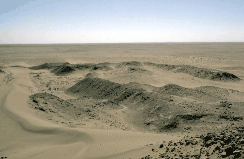 Archaeological Site Photographs: Mesopotamia: Eridu (The Oriental Institute of Chicago)
