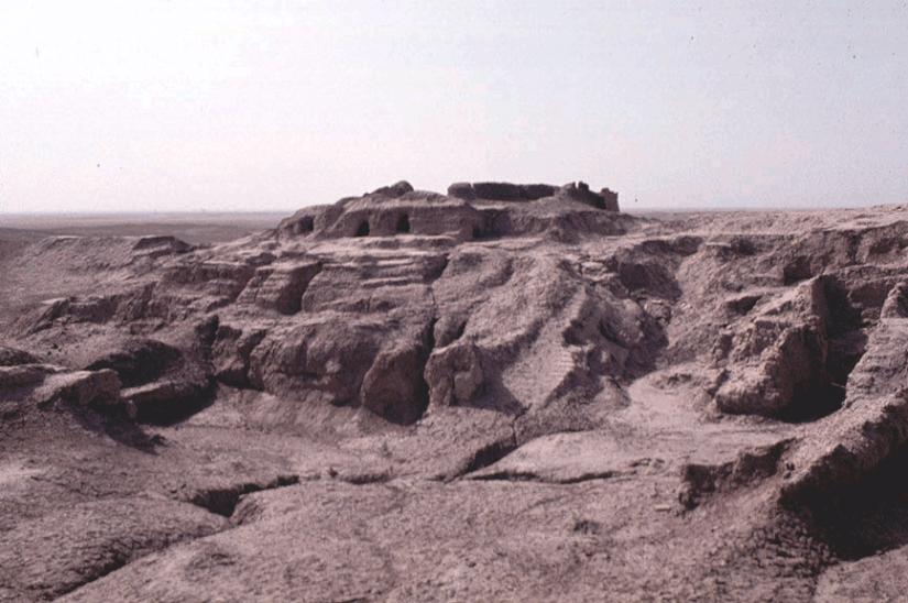 One of 37 Uruk Images (Oriental Institute)