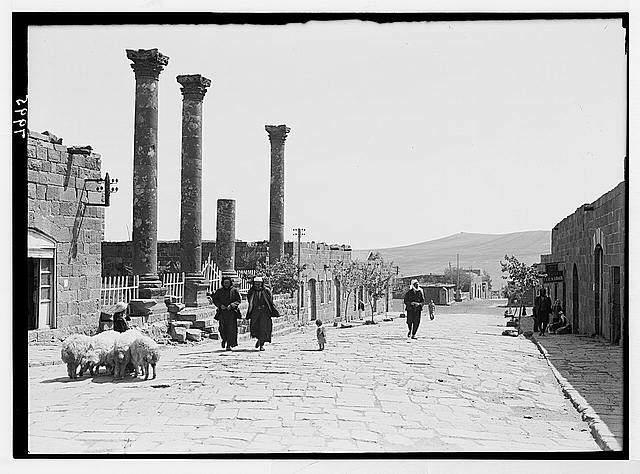 Neolithic Auranitis Hauran Arabic Ḥawrān in Syria